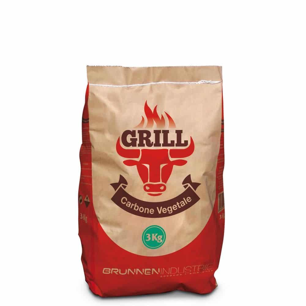 Carbone vegetale Grill