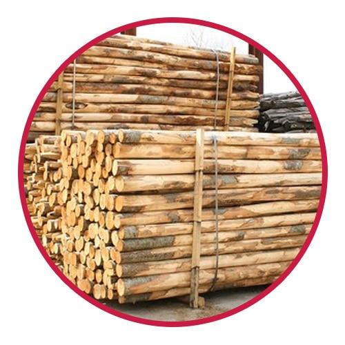 Bordure in legno